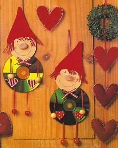 Pinterest Bricolage Jardin : bricolage de no l avec des cd id es enfants pinterest ~ Melissatoandfro.com Idées de Décoration