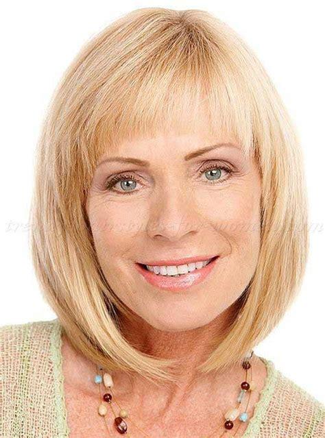 20 Latest Bob Hairstyles for Women Over 50 Bob Haircut