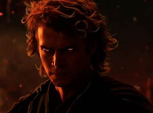 Anakin Skywalker/Darth Vader (Sith eyes) by danlucaz on ...