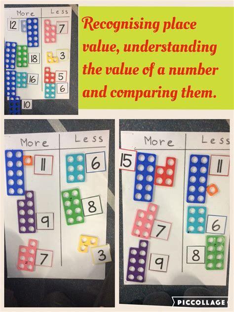 recognising place  understanding number