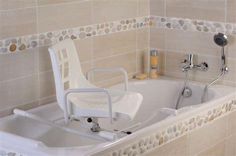 chaise de baignoire pour handicapé siège de bain pivotant dupont