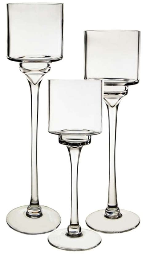 wine glass floating candles