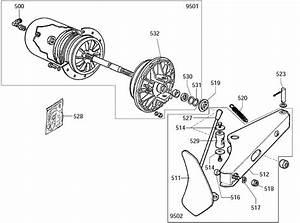 Parts Diagram For Corghi A2000