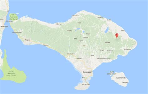 bali volcano   safe  travel  bali mount agung