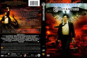 Constantine 2005 DVD Cover