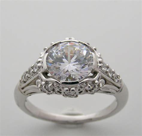 engagement rings deco style wedding promise engagement rings trendyrings