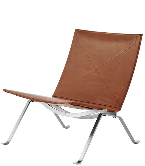 pk22 easy chair leather