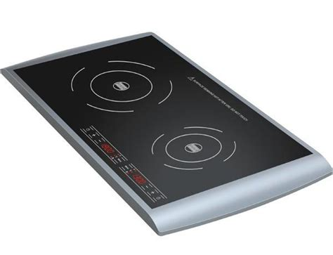 small cook top home appliances yellow silver cooktop shows latest trends in kitchen appliances