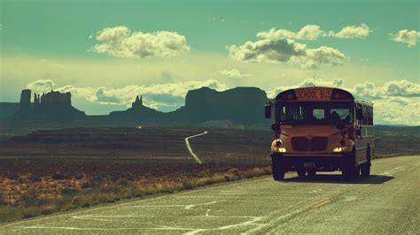 school bus hd wallpaper background image  id wallpaper abyss