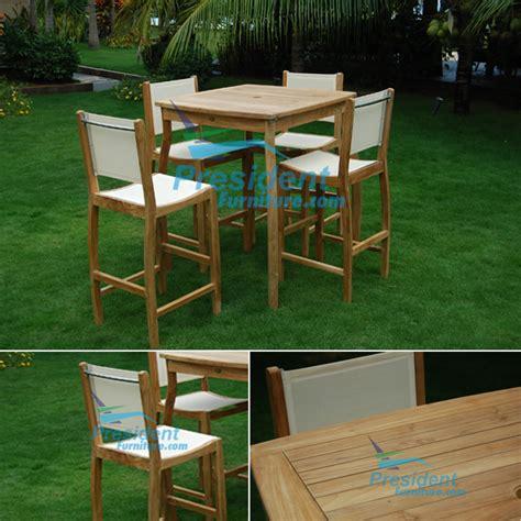 bahama bar table and bahama bar chair by president furniture