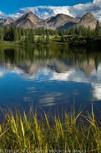 San Juan Mountains Colorado Summer