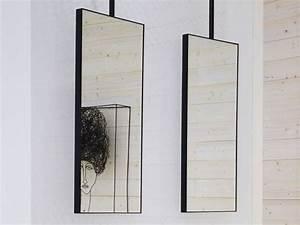 grand miroir design 25 idees pour votre interieur With grand miroir pour salle de bain