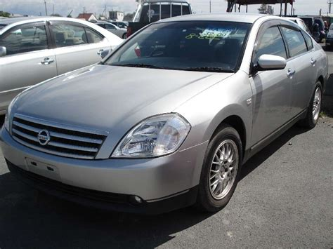 Nissan Teana Photo by 2003 Nissan Teana Pictures 2 4l Gasoline Ff Automatic