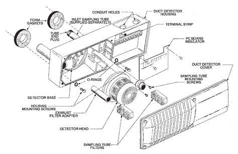 siemens duct detector wiring diagram get free image