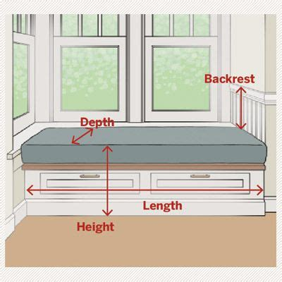 All About Window Seats  Builtins  Pinterest Comfy