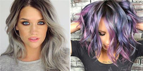 pour  balayage cheveux tendance  passe en mode