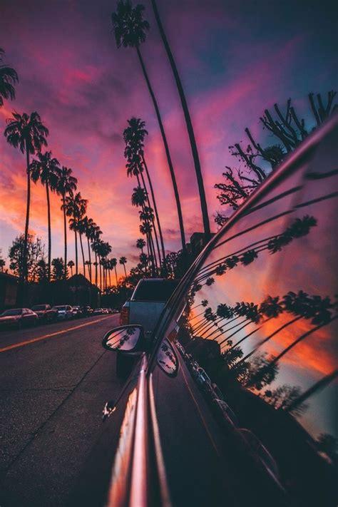 sunset aesthetic vapor wallpapers