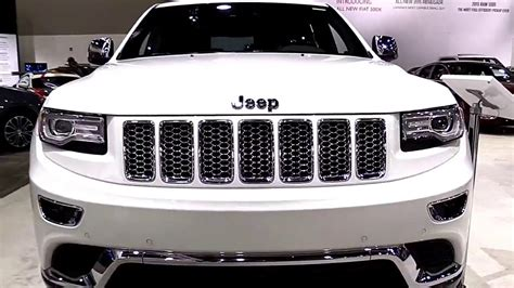 jeep grand cherokee summit limited special