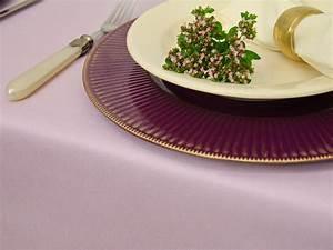 Abwaschbare Tischdecke Rund : abwaschbare tischdecke lavendel uni leinen ab 80 130 ~ Michelbontemps.com Haus und Dekorationen