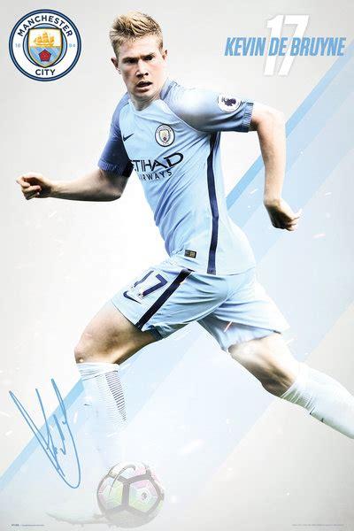 Manchester City - Soccer Poster / Print (Kevin De Bruyne ...