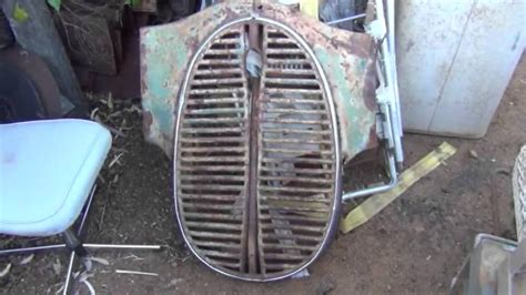 Help Identify This Classic Old Vintage Truck Grill! Dodge