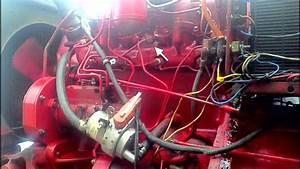 Bleeding A Diesel Fuel System