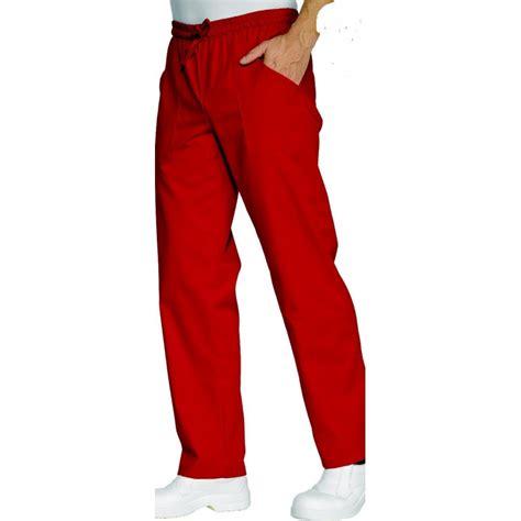 pantalon de cuisine femme pantalon de cuisine pas cher pour homme et femme lisavet