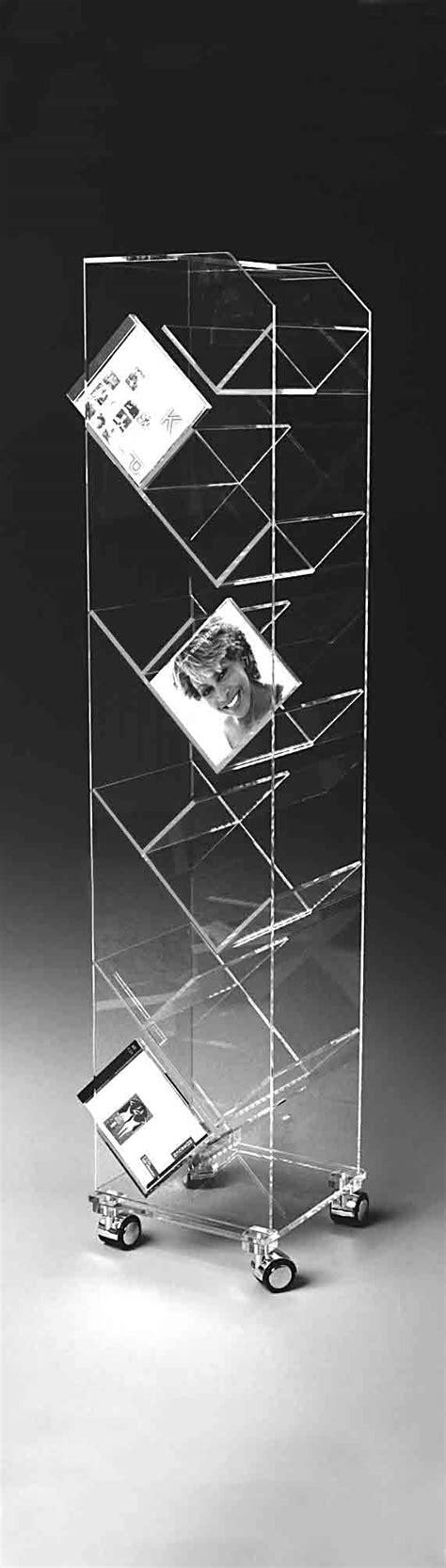 Cd Ständer Drehbar by Plexiglasverarbeitung
