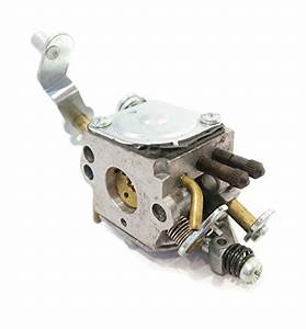 Carburetor  U0026 Fuel Kit F Poulan Pro Pp5020av Chainsaw Zama