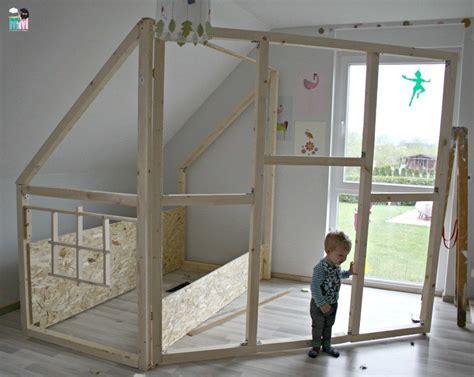 Kinderzimmer Junge Selber Bauen by Haus Bett Selber Bauen Anleitung Wohn Design