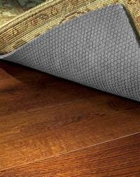 rug pads for hardwood floors Give Your Favorite Rug Extra Protection with Best Rug Pads ...