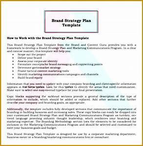 7 marketing communication plan template download free With marketing communications plan template pdf