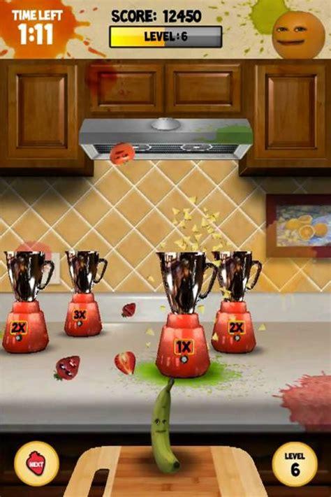 annoying orange kitchen carnage  ios  android