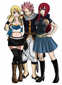 Natsu X Erza Family | www.pixshark.com - Images Galleries ...