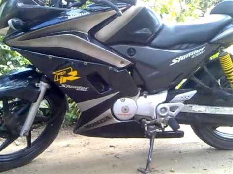 Bike Modification Of Honda Stunner by Modified Honda Stunner Cbf