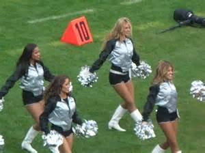 Oakland Raiders Cheerleaders