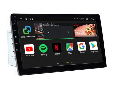 10.1 Inch Double Din Car Navigation Hd