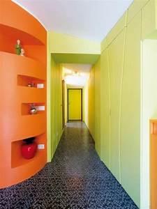 Pflanzen Für Flur : farbgestaltung flur ratschl ge und beispiele in gelb ~ Bigdaddyawards.com Haus und Dekorationen