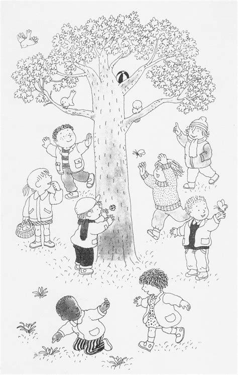 Kleurplaat Eenden Familie by Juf Yasmijn Verzamelt Jufyasmijn
