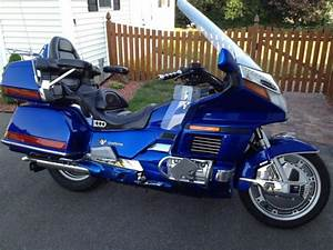Buy 2008 Honda Gold Wing 1800 On 2040
