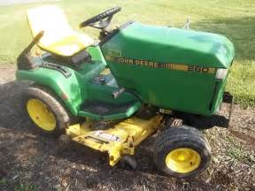 John Deere Lawn Tractor Mower Deck Parts
