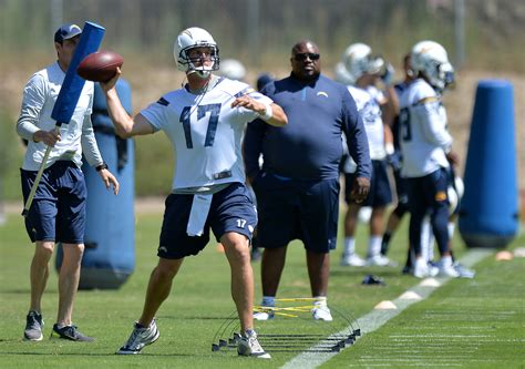 Chargers Announce Training Camp Schedule
