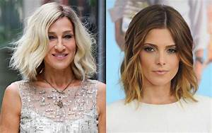 Medium Hairstyles 2019 Latest Curly Wavy Haircuts For