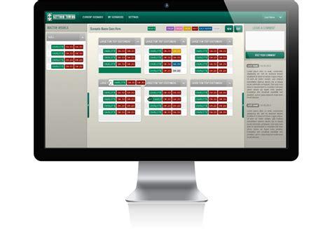 barge planning software web application envoc