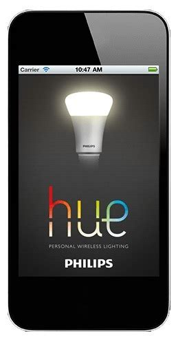 best hue light apps meet the hue an overpriced app controlled lightbulb from