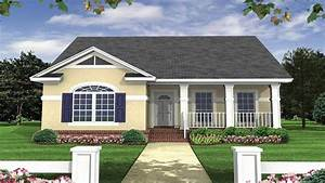 small bungalow house plans designs small two bedroom house With bed room for small house