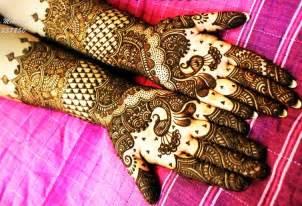 30 Stunning mehandi designs for indian brides | Indian ...