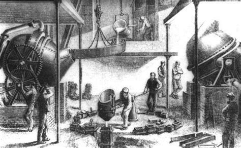 The inventions of men: Industrial Revolution
