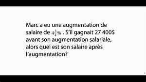 Exercice De Math U00e9matiques- Pourcentage