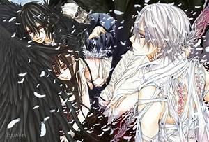 Vampire Knight images Kaname, Yuki and Zero. HD wallpaper ...